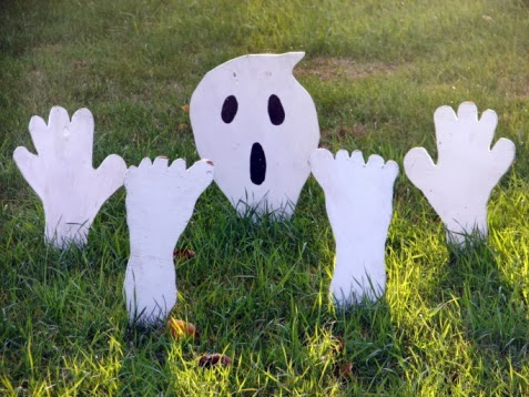 Funny Halloween Decorations Time for the Holidays - Unusual Halloween Props